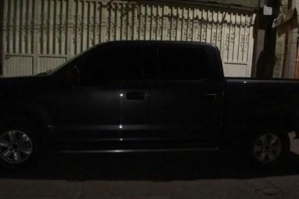Aseguran policías estatales y soldados armas de fuego en la colonia Del Valle