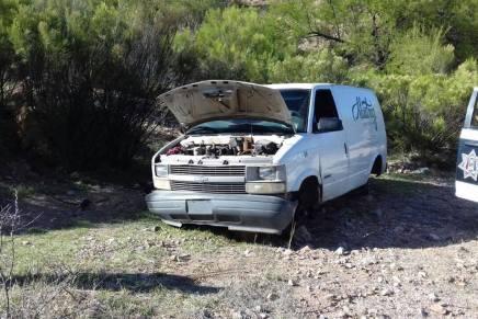 Recuperan agentes preventivos otro cuatro vehículos con reporte de robo