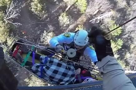 Rescatan a excursionistas lesionados en zonas montañosas al sur de Arizona