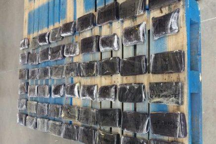 Duro golpe al narcotráfico, Sedena y PESP decomisan droga valuada en 31 millones de pesos