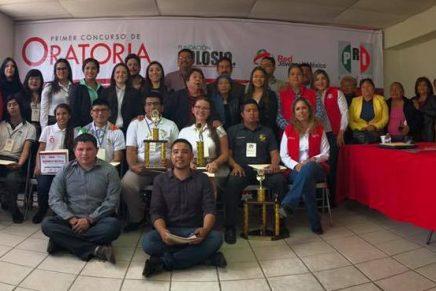 Rinde el PRI Nogales homenaje a Colosio con concurso de oratoria