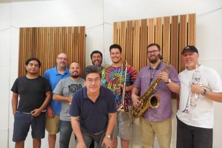 Trae Consulado de EUA en Nogales banda de jazz latino al Tequila Fest