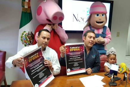 Lanzan convocatoria para concurso de talento infantil