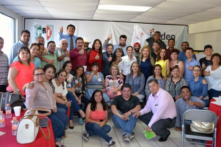 Realiza el PRI Nogales Asamblea Municipal para analizar los temas a tratar en la Asamblea Nacional