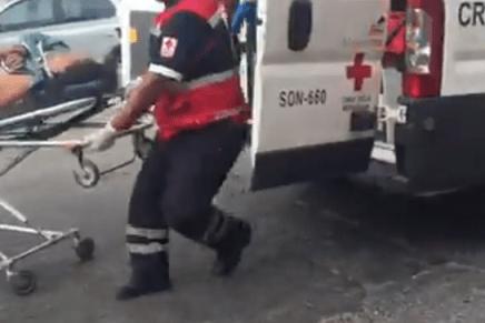 Cuatro lesionados deja accidente carretero en «Las Curvas de Quijano»