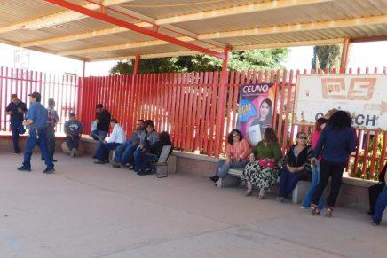 Reanudan clases en los planteles del Cobach en Sonora tras paro por falta de pago