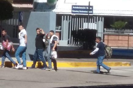 Moviliza migrante deportada enferma a las autoridades de Nogales