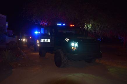 Repele PESP agresión por detonaciones de arma de fuego