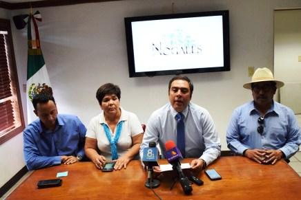 Anuncian festejos por 133 aniversario de Nogales