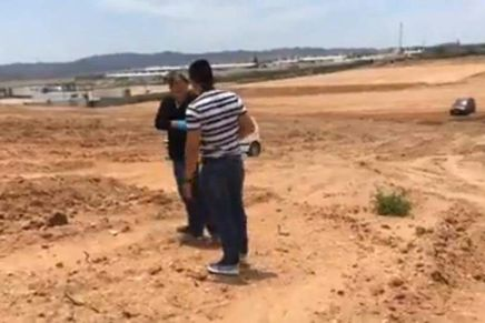"""Hallan a """"encobijado"""" cerca del fraccionamiento Las Acacias, al sur de Nogales"""