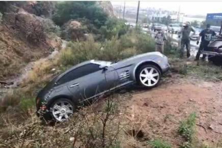 Causa estragos de nueva cuenta lluvia torrencial de este domingo en Nogales