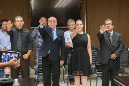 Rinde protesta el Comité de Participación Ciudadana del SEA