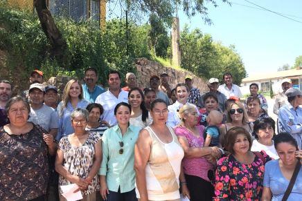 Envía Gobernadora Pavlovich acciones de vivienda a familias vulnerables de Nogales