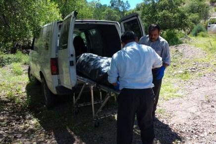 ¡Otro ejecutado..! Hallan cadáver a espaldas de restaurante, al Sur de Nogales