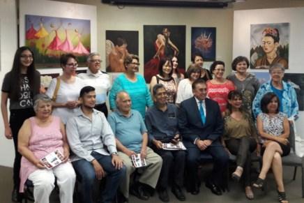 Alista Consulado de México en Nogales, exposición pictórica «Galería Abierta»