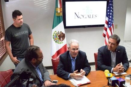 Anuncia Mayor de Tucson proyecto de construcción de viviendas en Nogales