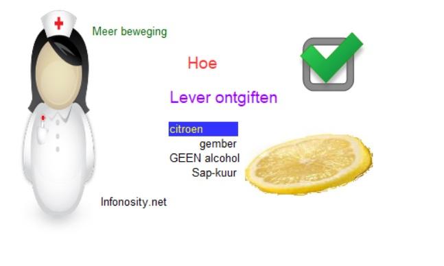 Ontgiften van de lever met citroen. Gevolgen citroensapkuur. Hoe de lever ontgiften. Hoofdpijn door extreem dieet.