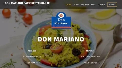 Don Mariano Bar e Restaurante