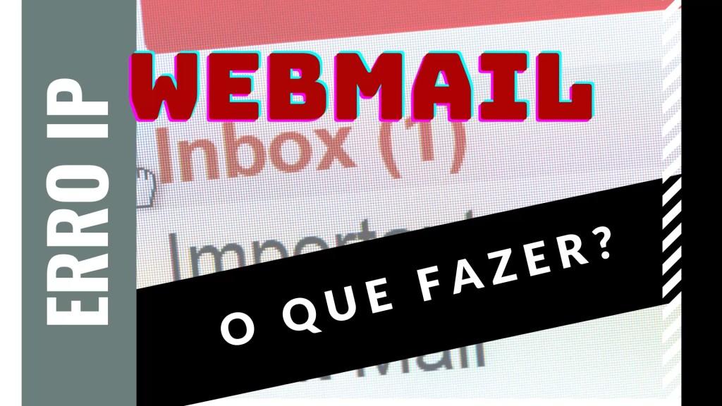 erro webmail