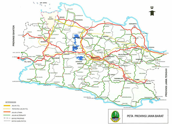 Provinsi Jawa Barat Infonusa Wordpress