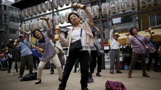 Фото дня: Япония уважает пожилых
