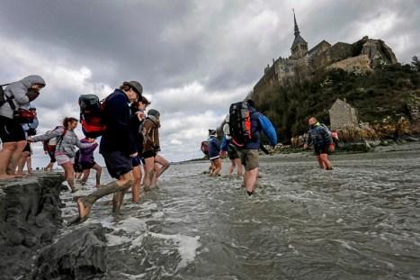Фото дня: Наводнение во Франции.