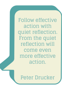 Follow effective action with quiet (1)