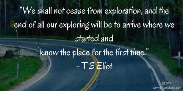 Explorers and pathways