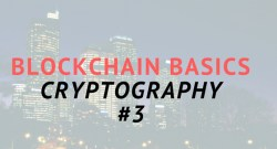 Cryptography in Blockchain