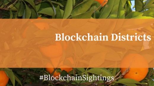 Blockchain District