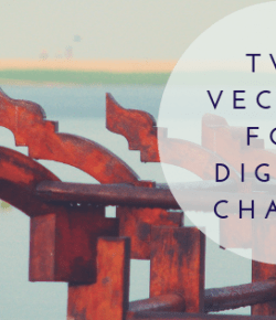 Vectors for digital transformation