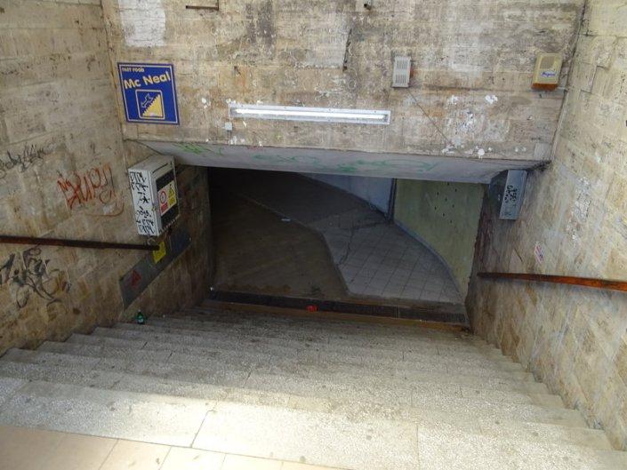 Reabilitare pasaje subterane Oradea