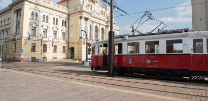 Poftiti in Vagoane! Tramvaiul de Epoca va iesi in cursa de 1 iunie. (FOTO)