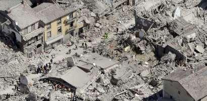 M.A.E.: Al saselea cetatean roman mort in cutremurul din Italia