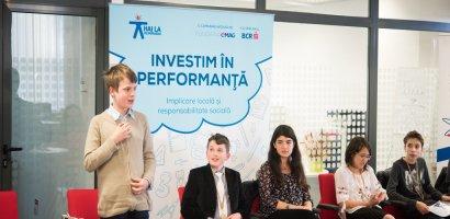 """""""Hai la Olimpiadă!"""" își extinde rețeaua centrelor gratuite de pregătire pentru performanță și în Oradea"""