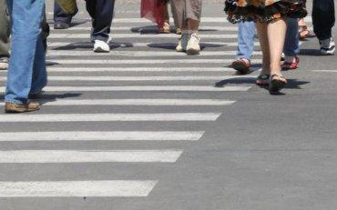 Minora de 16 ani lovita pe trecerea de petoni, pe strada Corneliu Coposu din Oradea
