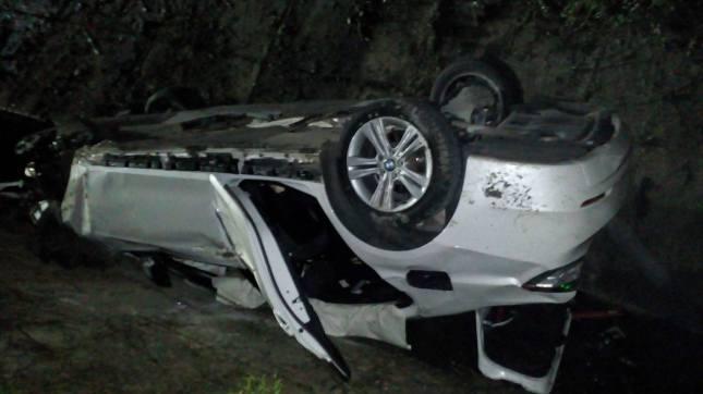 bmw accident centura oradea