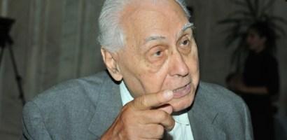 A murit Radu Câmpeanu, primul presedinte PNL dupa reinfiintarea partidului, in 1990