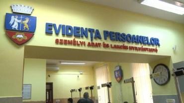 Programul Evidenta Persoanelor – Compartimenul Stare Civila, in perioada 12-15 august 2017, in Oradea