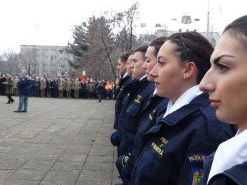 Ziua Nationala a Romaniei, sarbatorita la Oradea, in prezenta a sute de oradeni. GALERIE FOTO
