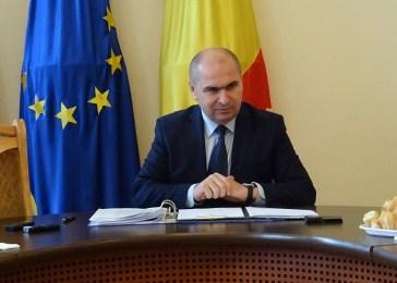 """Ilie Bolojan: """"Dacă orașul are acest ritm de dezvoltare în următorii 10 ani, am ajunge la un nivel de câștiguri mediu față de Uniunea Europeană"""""""