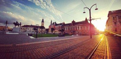 Oradea in 2016, prin obiectivul fotografului Darius Pavel. GALERIE FOTO