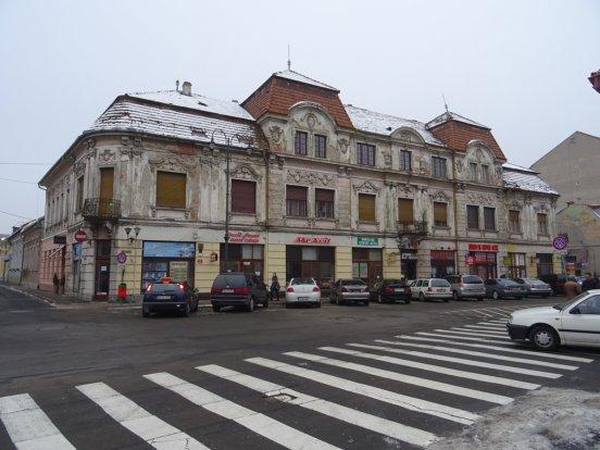 În primăvară începe reabilitarea fațadelor a trei clădiri de pe Corso. Vezi despre care cladiri este vorba