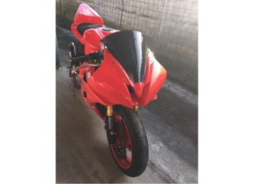 Un bihorean a incercat sa introduca in tara o motocicleta Yamaha, furata in Italia