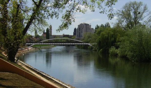 Podul Centenarului faza pe achizitii. Intre timp urmeaza demolarea pasarelei de la Centrul de Calcul