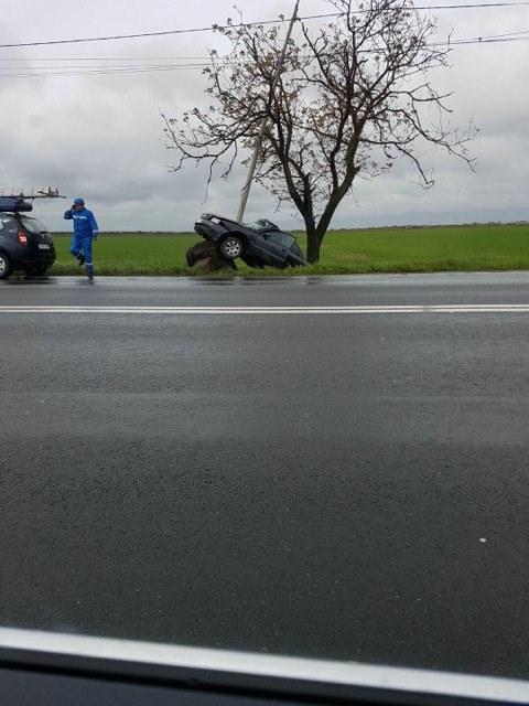 accident aradului dinspre nojorid 20.04