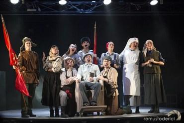 """Teatrul oradean prezent, cu CABARETUL DADA, la """"Zilele Teatrului Matei Vișniec"""" din Suceava"""