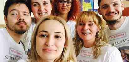 "Campanie anti-bullying sustinuta de studenti de la psihologie si Liceul ""Don Orione"" din Oradea"