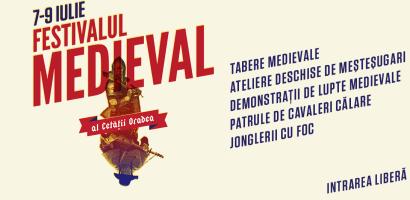 """Festivalul """"Zilele Cetatii Oradea"""" devine """"Festivalul Medieval al Cetatii Oradea"""". Ce ne pregatesc organizatorii"""