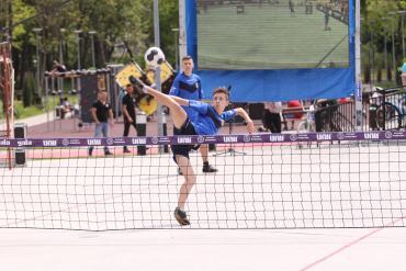 Tabara scolara cu tematica sportiva pentru iubitorii futnetului si nu numai